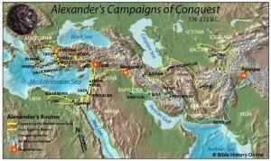 ΤΟ ΜΥΣΤΙΚΟ ΤΑΞΙΔΙ ΤΟΥ Μ.ΑΛΕΞΑΝΔΡΟΥ ( Μέρος Β` : ΧΡΗΣΜΟΣ ΚΙ ΕΥΛΟΓΙΑ ΣΤΗΝ ΟΑΣΗ ΤΗΣ ΣΙΒΑ )